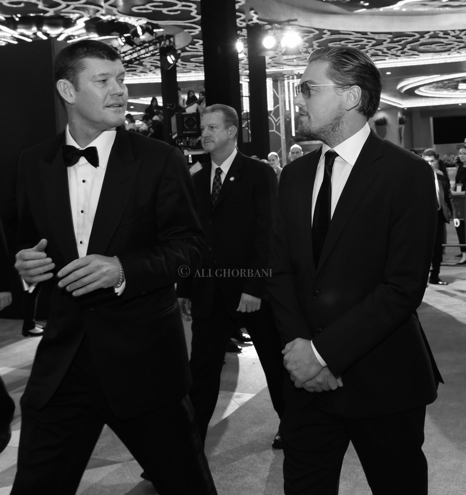 Events Photographer Hong Kong - Leonardo DiCaprio & James Packer