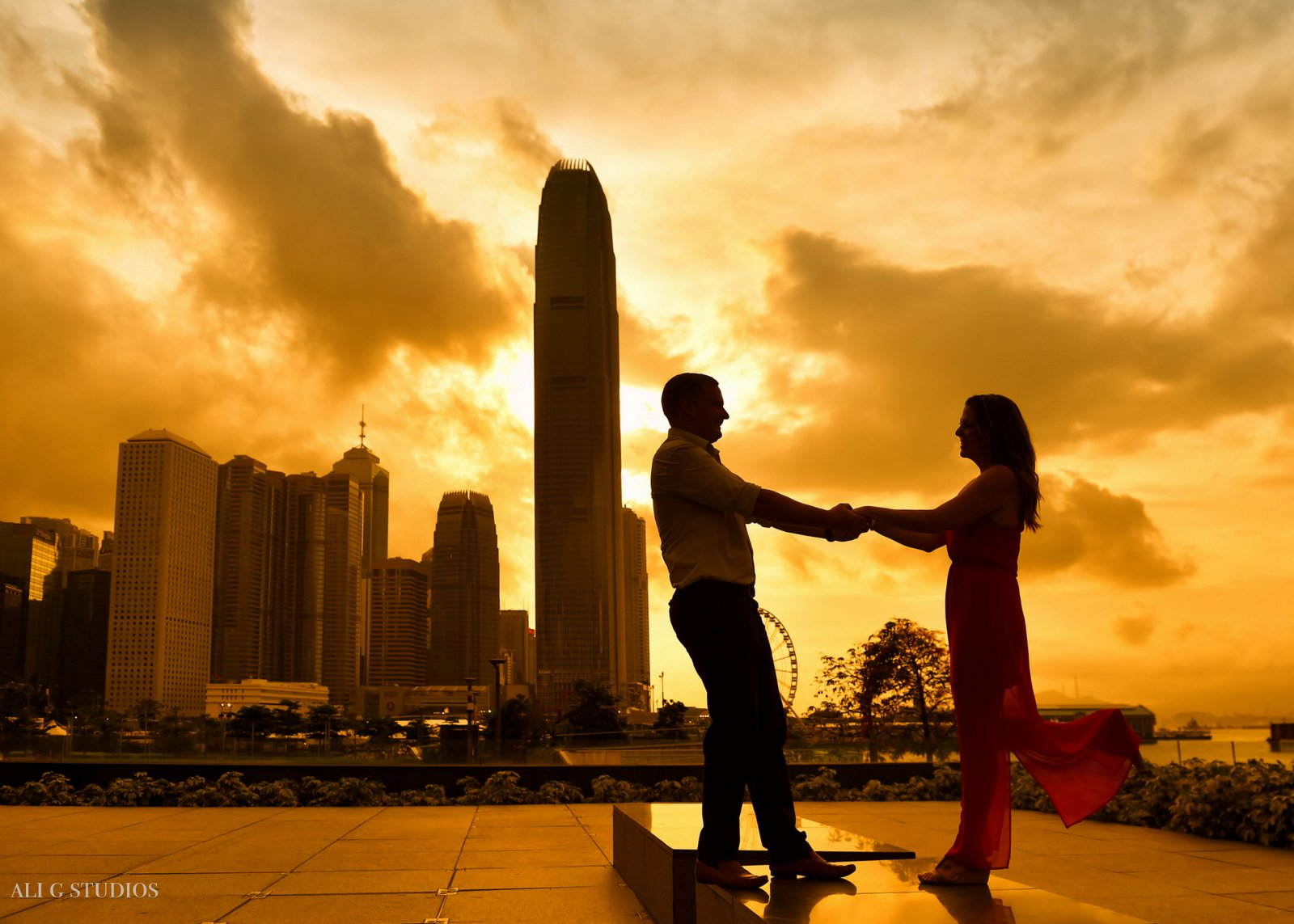 Pre-wedding photography Hong Kong