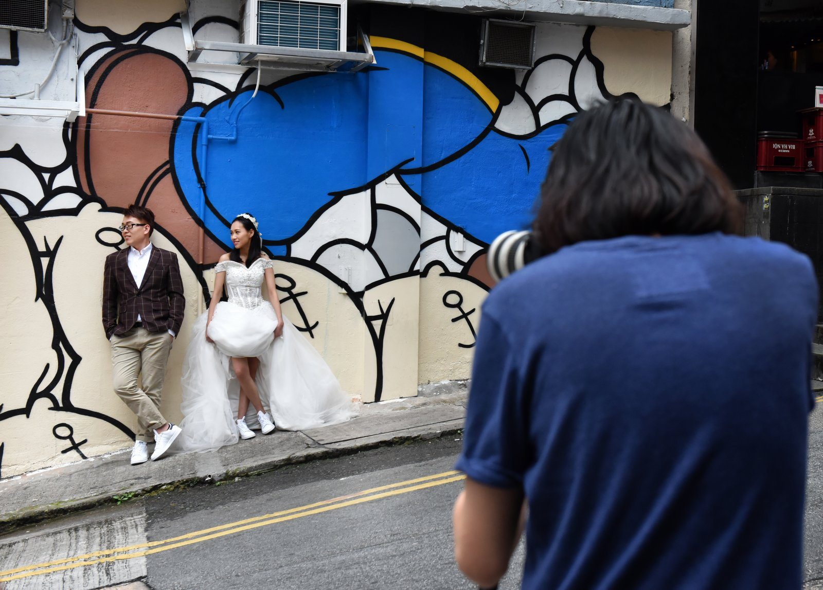 professional pre-wedding photo shoot hong kong